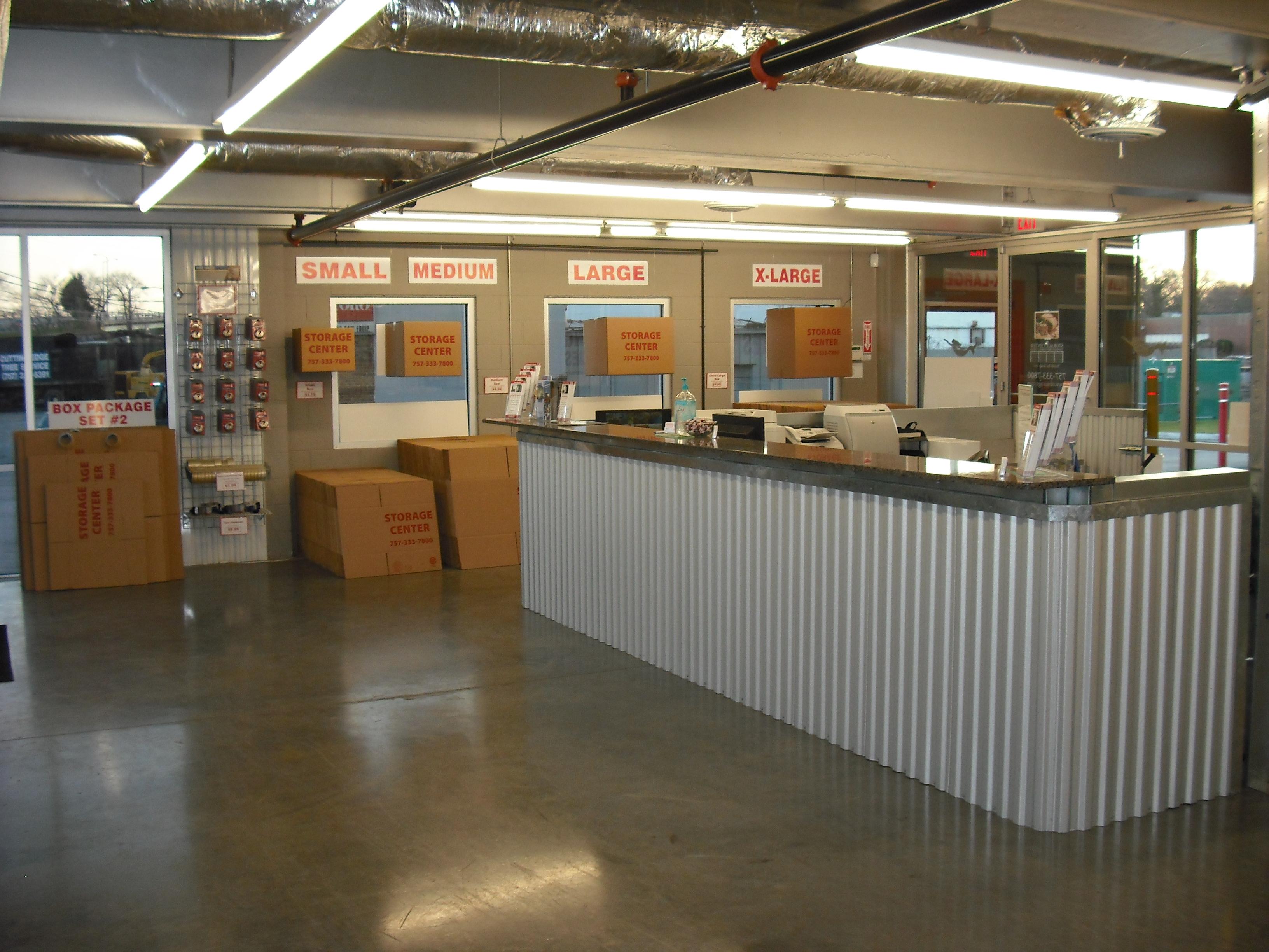 Self Storage Units Norfolk, VA Tidewater Drive Storage Center